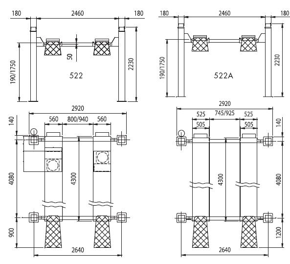 standardclass4 liftspec